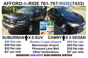Photo #1: Afford-A-Ride Car Services