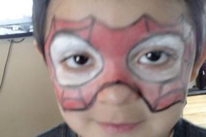 Photo #1: CHILDREN FACE PAINTING AND MEMORIES FOR PARTY