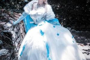Photo #1: Dream Come True Party with Elsa and Anna