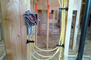 Photo #1: One Way Electrical done right!