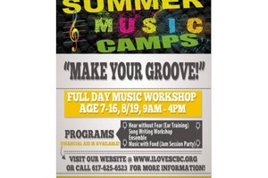 "Photo #1: SCBC Summer Music Workshop ""Make Your Groove!"""