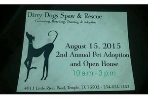 Photo #1: 2nd Annual Pet Adoption/ Boarding Open House