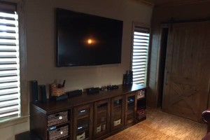 Photo #1: Integrity installation, TV Mounting, Home Theater, Networking
