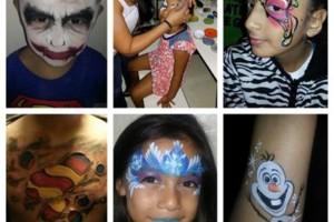 Photo #1: Face Painting / face painter / pinta caritas