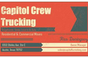 Photo #1: Moving Services * Ready to Go * Residential & Commercial Moves