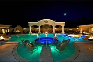 Photo #1: Earth Dynamics Poolscapes. Swimming Pool Builder Design Consult Construction Mgmt Upscale Value