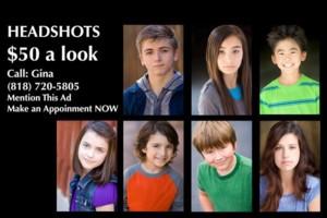 Photo #1: Headshots in Santa Clarita / Burbank - Actor Head Shots - Kids /Adults