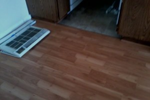 Photo #1: Laminate Floors