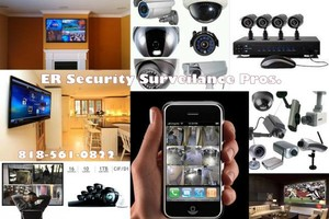 Photo #1: Security Surveilance & TV Inst. & Sales