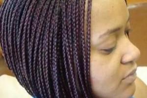 Photo #1: Hair braiding Specialist - African braids