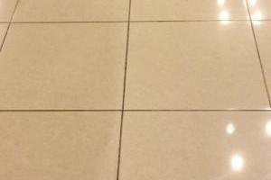 Photo #1: Marble, granite, terrazzo, travertine, vinyl, tile floor care...