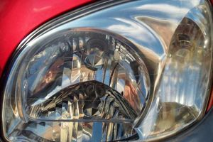 Photo #1: Headlight Restoration -— Small/Medium Cars $55