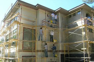 Photo #1: Stucco and Plastering Service