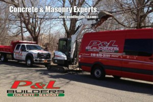 Photo #1: P&L Builders. Concrete & Masonry, Fireplaces, Sidewalks & Residential Construction