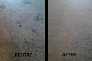 Photo #1: CARPET CLEANING! It's like magic!