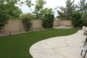 Photo #1: Artificial Grass Install & Grass Removal - Quotes