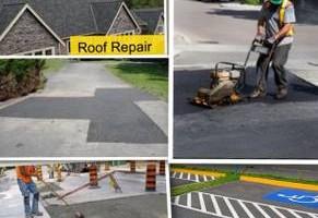 Photo #1: Raven Driveway Repair - Asphalt / Concrete Repair