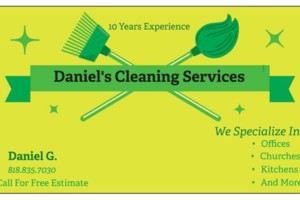 Photo #1: Daniel's Cleaning Services