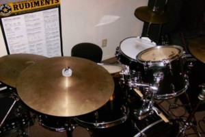 Photo #1: DRUM LESSONS from professional drummer with Master's degree $25