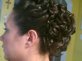 Photo #1: Bridal Makeup and Hair Service