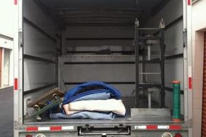 Photo #1: FAST PRO SERVICE MOVER WITH BOX TRUCK*lic & insured*
