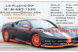 Photo #1: LA's Professional PLASTI DIP + COLLISION REPAIR !!!!!