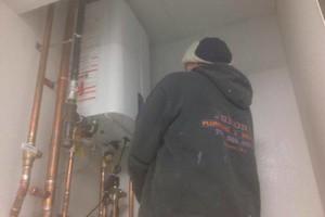 Photo #1: Fulton's Plumbing & Heating. Licensed & Insured Plumber