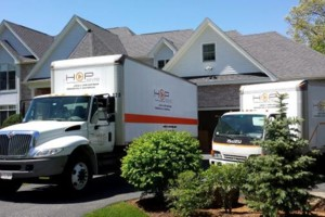 Photo #1: RATES START FROM $79!!! HOP MOVING! SRONG, RELIABLE MOVERS!