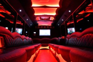 Photo #1: PARTY BUS / LIMO BUS / LIMOUSINE / SHUTTLE * 1HR FREE SPECIAL*