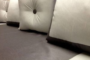 Photo #1: WE MAKE CUSTOM COMFORTERS,DUVETS, COVERLETS. Dart-Designs