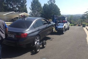 Photo #1: DURA-GLO PAINT AND COLLISION CENTER** FREE ACCIDENT SCENE TOWING**