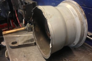 Photo #1: Aleman Welding. Rim Repair/ Wheel Repair/ Welding