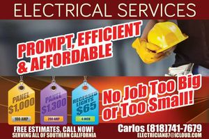 Photo #1: AFFORDABLE>>RELIABLE>>SKILLED-ELECTRICIAN