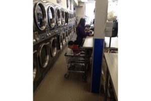 Photo #1: Bubbles & Suds Laundromat