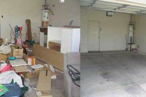 Photo #1: AFFORDABLE TRASH&FURNITURE DISPOSAL SERVICES FROM $60 AND UP