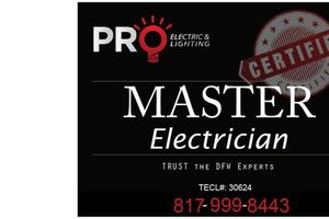 Photo #1: Master Electrician - Any electrical problem solved!