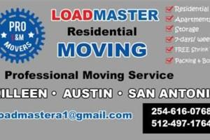 Photo #1: LOADMASTER MOVING SERVICE