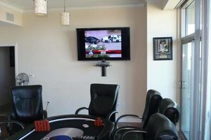 Photo #1: Audio Video Installation Services & Plasma LCD Flat Panel Wall Mounts