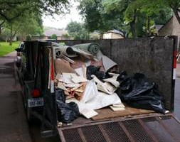Photo #1: Junk removal / Movers