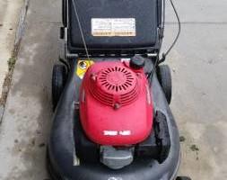 Photo #1: Lawn Mower Repair