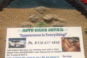 Photo #1: AMAZING DETAIL SERVICE !!! AutoShineDetail LLC bestPrice DETAIL