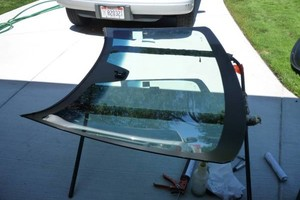 Photo #1: Windshield Replacement