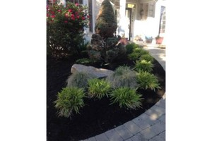 Photo #1: Landscaping - from weeding to installs!
