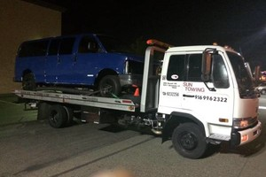 Photo #1: TOWING from BAY AREA / sf / San Jose / Fremont / Hayward TO Sacramento