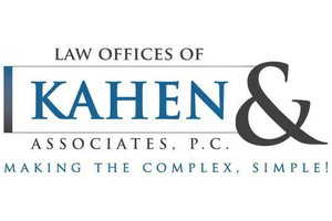 Photo #1: TAX LAW ATTORNEY- Legal Services for Tax Issues Kahen and Associates