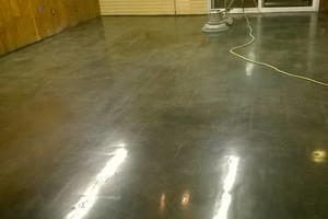 Photo #1: Concrete Polishing ,Stainig & Sealing