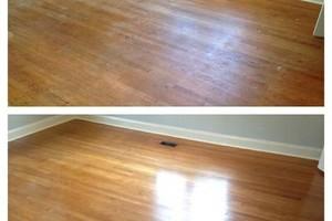 Photo #1: Flooring installs and refinish