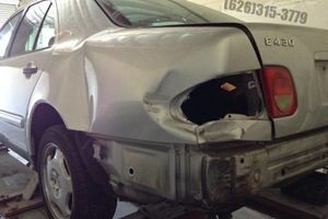 Photo #1: AUTO COLLISION REPAIR - any auto refinish or paint