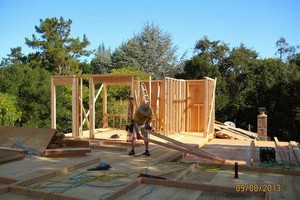 Photo #1: Carpentry.  Chad Michael S. Building & Design