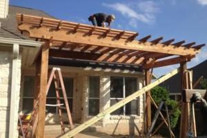 Photo #1: Decks, pergolas, patios, awnings!